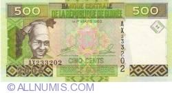Image #1 of 500 Francs 2006