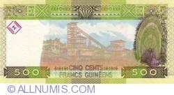 Image #2 of 500 Francs 2006