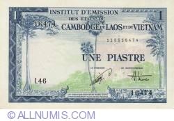 Imaginea #1 a 1 Piastru 1954