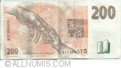 Image #2 of 200 Korun 1996