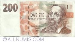 Image #1 of 200 Korun 1996