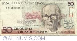 Image #1 of 50 Cruzados Novos ND (1989)