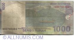 Image #2 of 1000 Rupiah 2000/2013