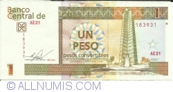 Image #1 of 1 Peso Convertible 2013