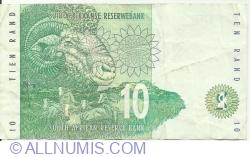 Imaginea #2 a 10 Rand ND (1999)