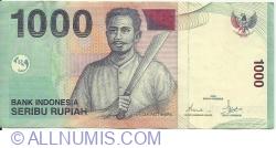Image #1 of 1000 Rupiah 2000/2005