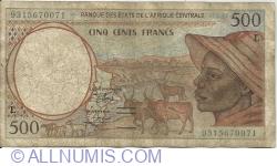 500 Francs (19)93