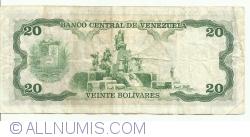 Imaginea #2 a 20 Bolivares 1987 (7. VII.)