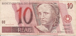 Image #1 of 10 Reais ND(1997-2012)