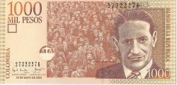 Imaginea #1 a 1000 Pesos 2003 (30.V.)