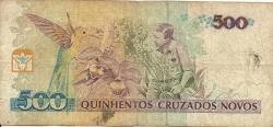Image #2 of 500 Cruzados ND(1990)