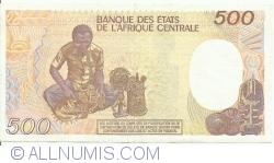 500 Franci 1985 (1. I.)