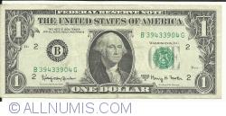 1 Dollar 1963A - B