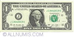 Image #1 of 1 Dollar 2013 - J