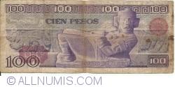 Image #2 of 100 Pesos 1978 (5. VII.) - Serie JV