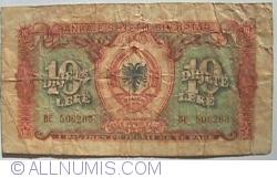 10 Lekë 1949