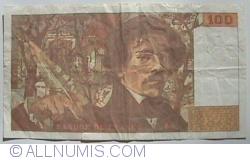 Image #2 of 100 Francs 1993
