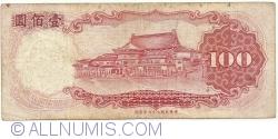 100 Yuan 1987 (1988)