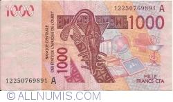 Image #1 of 1000 Francs 2003/(20)12