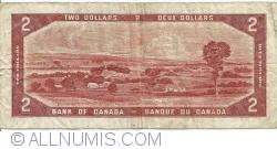 2 Dollars 1954