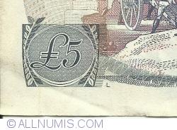 5 Pounds ND (1973-1980)