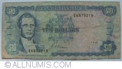 Imaginea #1 a 10 Dolari 1992 (1. VIII)