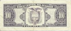 100 Sucres 1988 (8. VI.) - serie VU