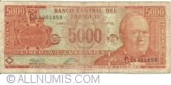 5000 Guaraníes 2003