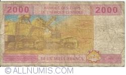2000 Francs 2002