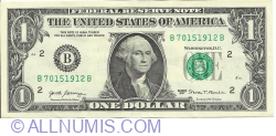 Image #1 of 1 Dolar 2017 - B