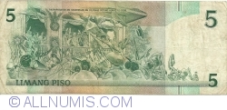5 Piso ND (1985-1994)