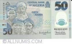 50 Naira 2011