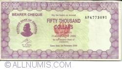 Imaginea #1 a 50 000 Dollars 2006 (1. II.)
