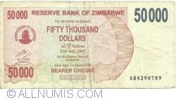 50 000 Dollars 2007 (1. III.)