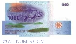 Image #1 of 1000 Francs 2005