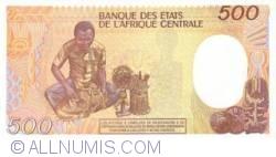 Image #2 of 500 Francos 1985 (1. I.)