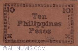 Image #2 of 10 Pesos 1944