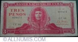 Image #1 of 3 Pesos 1986