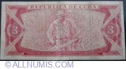 Image #2 of 3 Pesos 1986