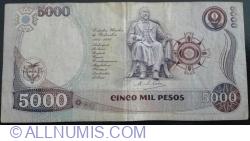 5000 Pesos 1994 (4. VI.)