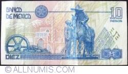 Image #2 of 10 Pesos 1994 (6. V.) - Serie Q