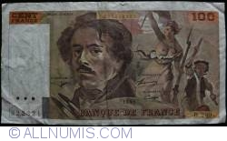 Image #1 of 100 Francs 1995