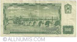 Imaginea #2 a 100 Korun 1961