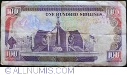 Image #2 of 100 Shillings 1992 (2. I.)