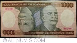 Image #1 of 1000 Cruzeiros ND (1981)