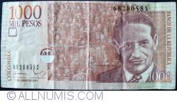 Imaginea #1 a 1000 Pesos 2011 (10. VI.)
