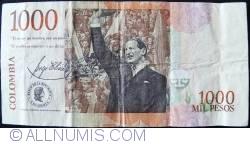 Imaginea #2 a 1000 Pesos 2011 (10. VI.)