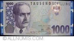 Image #1 of 1000 Schilling 1997 (1. I.)