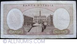 Image #2 of 10,000 Lire 1968  (4. I.)