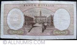 Image #2 of 10,000 Lire 1973 (15. II.)